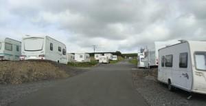 Caravan Storage in Cornwall