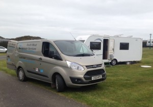 Mobile Caravan Servicing in Devon