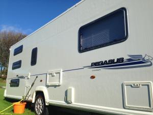 Exterior Caravan Wash Service