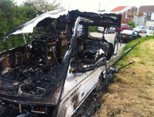 Caravan Fires