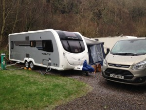 mobile caravan repairs in devon