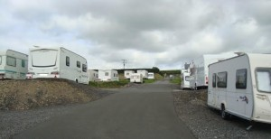 Caravan Storage in Cornwall